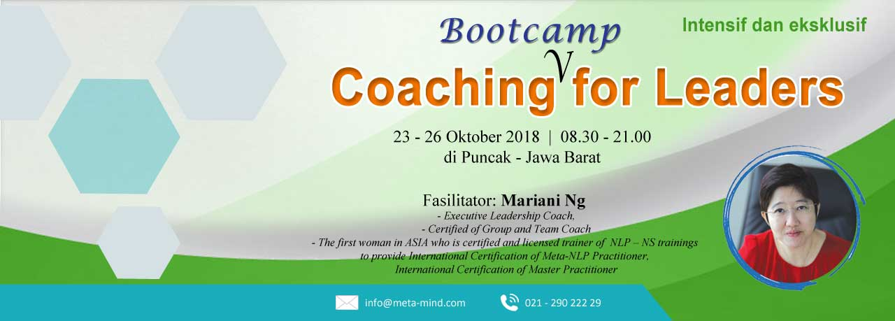 Coaching Bootcamp for Leaders