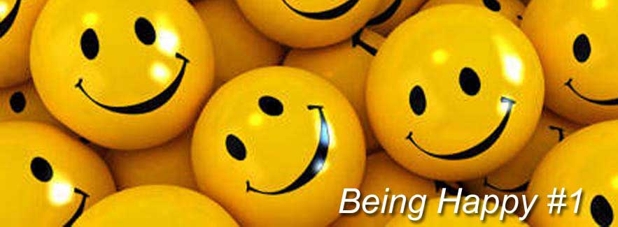 Being Happy (1)